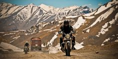Top 5 Motorcycle Rides Around the World