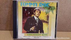 TOMMY ROE. GREATEST HITS. CD / EVER GREEN-KOREA. 10 TEMAS / CALIDAD LUJO.