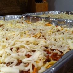 Friendship casserole (freezer meal) perfect for when baby arrives