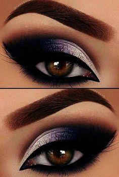 Smokey Eye Steps For Beginners Smokey Eye Makeup Blue Eyes – Make Up for Beginners & Make Up Tutorial Eye Makeup Blue, Smokey Eye Makeup, Eyeshadow Makeup, Makeup Brushes, Eyeshadow Palette, Makeup Remover, Pink Eyeshadow, Makeup Palette, Dramatic Eye Makeup For Blue Eyes