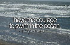 East Coast, West Coast, Gulf of Mexico, Bahamas...wherever I traveled I ran into the ocean like a lemming...