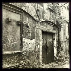 Derelict Building - Gravesend