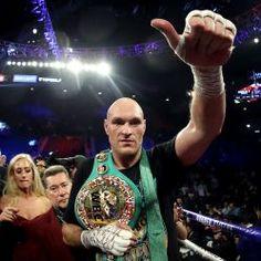 Tyson Fury regresaría el 5 de diciembre