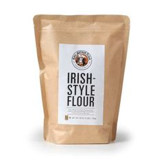 Bake Ireland's signature brown breads with our Irish-style wholemeal flour.   Coarsely ground from red whole wheat, this soft flour is our version of the whole grain flours used to bake traditional Irish breads.   You can easily use it in any non-yeast bread recipe calling for wholemeal flour, but it's ideal for Irish brown breads. Those dense, complex-tasting loaves have just a few ingredients, so it's key to use flour that imparts flavor and texture.