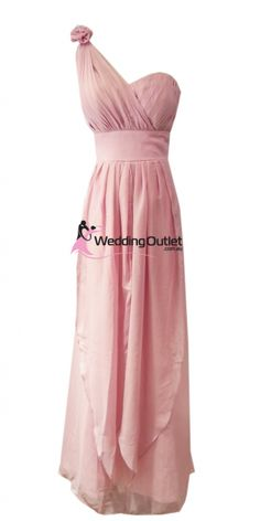1000 images about dusky pink bridesmaid dresses on for Dusky pink wedding dress