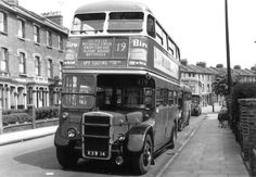 Finsbury Park, Plimsoll Road bus stand C1950's (1/2) | Flickr