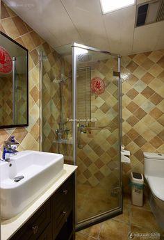 Encyclopedia of decoration design Interior bathroom pictures