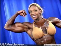 Tatianna Butler - Female Muscle Fitness Motivation