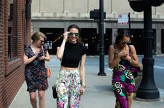Florals in Chicago // The Fox and She