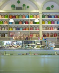 Candy shop of #Miette. Thanks for @Vanessa York for introducing me to this pleasing place!