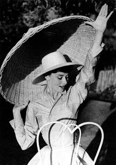 Rare Audrey Hepburn — soaudreyhepburn: Audrey Hepburn photographed by...