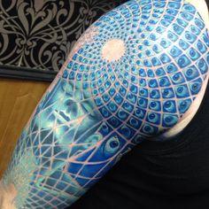 Tool Alex Grey sleeve tattoo by Craig Holmes by CraigHolmesTattoo ...