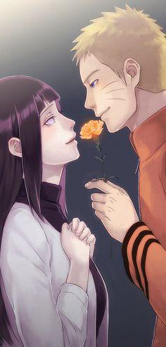 Hinata x Naruto I SHIP IT