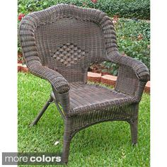 PVC Resin/ Steel Frame Outdoor Chair