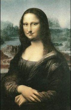 Monalisa de bigodon  Dadaísmo