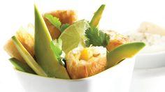 Recept Loempia met pittige kip en mango om eens uit te proberen. Bekijk het recept op chilimagazine.nl
