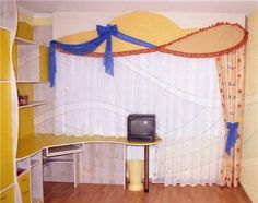 new nursery curtains - the best kids curtain designs ideas 2018 How to choose the best nursery curtains for kid's room, which colors to choose for curtains in the nursery, new kids curtains All types of nursery curtains 2018 Nursery Curtains, Kids Curtains, Curtains 2018, New Kids, Cool Kids, Curtain Designs, Kids Room, Good Things, Furniture