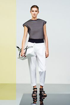 Jil Sander Navy Spring 2014 Ready-to-Wear - Collection - Gallery - Style.com