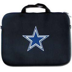 NFL Dallas Cowboys Neoprene Laptop Bag - NFL  Neoprene Laptop Bag  - http://ehowsuperstore.com/bestbrandsales/computers-accessories/nfl-dallas-cowboys-neoprene-laptop-bag https://www.fanprint.com/licenses/san-francisco-49ers?ref=5750