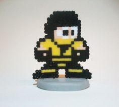 Scorpion hama beads. http://fun-bit.lojaintegrada.com.br/