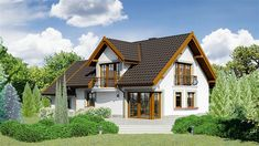 962,34 Dream House Plans, Home Fashion, Cabin, House Styles, Model, Home Decor, Decoration Home, Room Decor