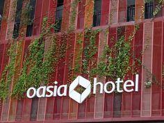 REVIEW - Oasia Hotel Singapore