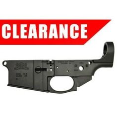 PSA PA10 Blemished .308 Stripped Lower Receiver - 482763 - $74.99 shipped