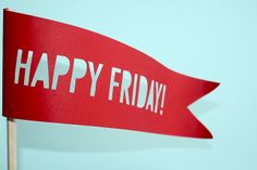 Happy Friday, MR. FRIDAY