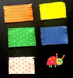 lady bug lady bug are you hiding under the __rug.flannel board infants adore peek-a-boo and this fits the bill. Flannel Board Stories, Felt Board Stories, Felt Stories, Flannel Boards, Preschool Colors, Preschool Activities, Preschool Music, Bug Games, Felt Games