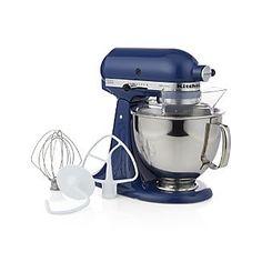 My Cobalt Blue Kitchen Aid Mom S Kitchen Kitchenaid