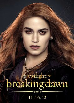 The Twilight Saga: Breaking Dawn - Part 2, Rosalie Hale (Nikki Reed)