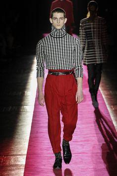 Haider Ackermann   Menswear - Autumn 2017   Look 16