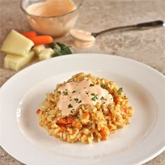 ... Risotto on Pinterest | Parmesan risotto, Mushroom risotto and Arborio