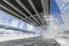 Lizenzfreies Bild: traffic city night