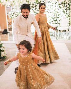 Pakistani Party Wear, Pakistani Wedding Outfits, Pakistani Girl, Pakistani Dress Design, Pakistani Dresses, Pakistani Actress, Asian Bridal Dresses, Wedding Dresses For Girls, Girls Dress Up