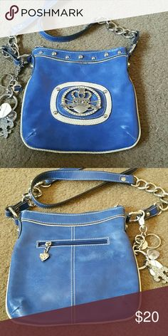 Blue Kathy purse No scratches or stains Kathy Van Zeeland Other
