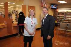 The Walgreens Pharmacy in the lobby of Pavilion A is open Monday through Saturday for patients and staff.