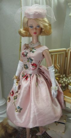Felicity for Silkstone Barbie on Etsy now