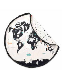 Hrací deka/vak Worldmap / stars   KITCHENETTE SHOP Play, Baby Shower Gifts, Stars, Shopping, Kitchenette, Babyshower, Gift Ideas, Plastic Bins, World Maps