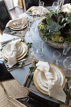 Create a Beautiful Tablescape Using What You Already Have | POPSUGAR Home