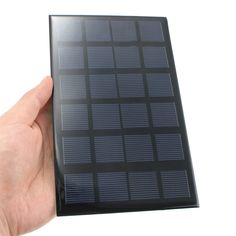 High quality Safety DIY Polycrystalline 6V 2.5W Stored Energy Power Solar Panel Module System Solar Cells Charger 19.4x12x0.3cm #shoes, #jewelry, #women, #men, #hats, #watches