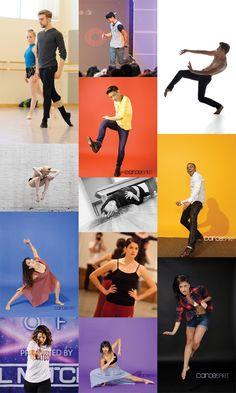Meet 13 Hot Young Choreographers (From top: Erik Tomasson, courtesy San Francisco Ballet; Platoon, courtesy The Pulse; Michael Slobodian, courtesy Ballet BC; Jayme Thornton; David Kim, courtesy Emma Portner; Jayme Thornton; Travis Magee, courtesy Loni Landon; Jayme Thornton; Matthew Murphy, courtesy Emery LeCrone; Jayme Thornton; Courtesy Megan Batoon; Jayme Thornton)