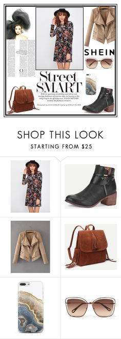 """Street Smart"" by musicajla ❤ liked on Polyvore featuring Nicole Miller and Chloé"