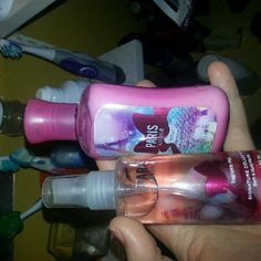 Paris travel set Lotion and spray Other