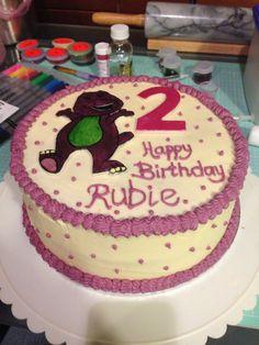 Rubie's 2nd bday