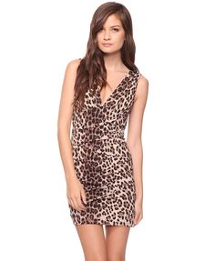 forever21... though this might need to be returned, since it's leopard and I need a cheetah print.