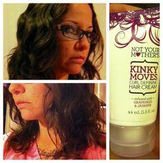 Kinky Moves #hairmoves #bloggervoxbox