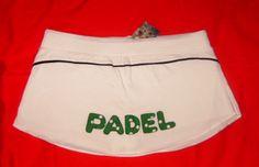 Hanmade skirt sport (( FALDA PADEL ALGODÓN 100%))