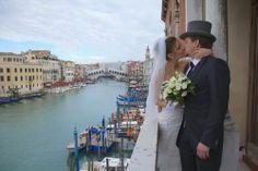 Wedding in Venice, Italy
