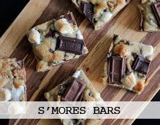 Life {Made} Simple: Graham Cracker S'mores Bars